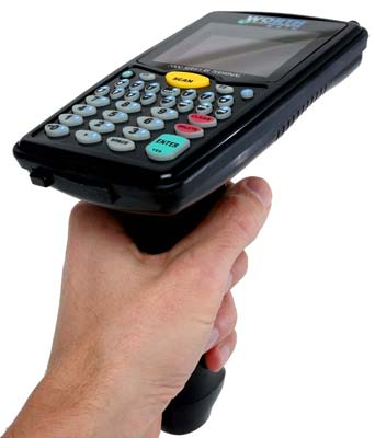 Portable & Wireless Bar Code Readers